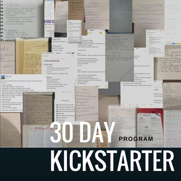 🔥This is what 32 pages of health and fitness goals looks like 🔥  Have you got some BIG goals to reach?  Not sure about where to start regarding Training and Nutrition?  Are you a bit anxious about getting back into it?  Join the most supportive and encouraging group in Rockingham and conquer...your...goals.  Check out the 30 Day Kickstarter Program ➡️Link in the comments