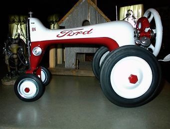 ford tractor sewing machine