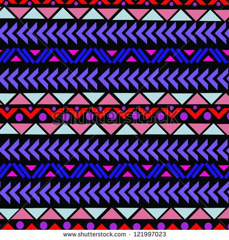 aztec pattern - Google Search