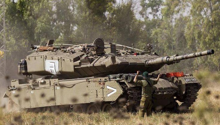 MERKAVA IDF