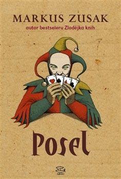 Markus Zusak - Posel ~ Turning over pages ...