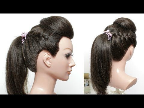 front puff hair style best 25 easy hairstyles ideas on simple 5414 | b01feacf626836ebaba7162391b89c79