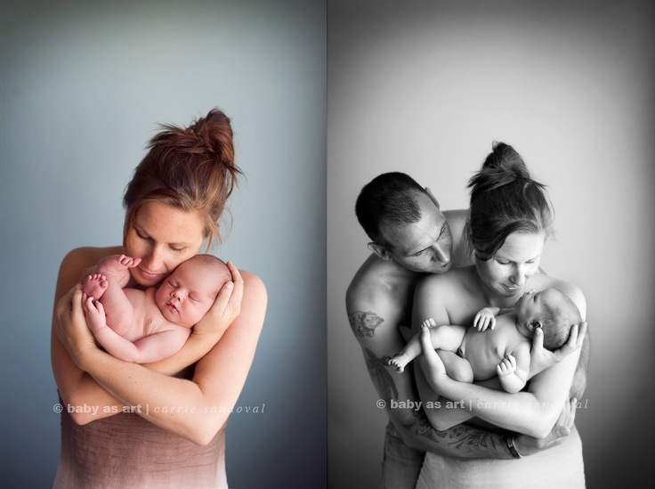 Newborn Photo Ideas With Mom