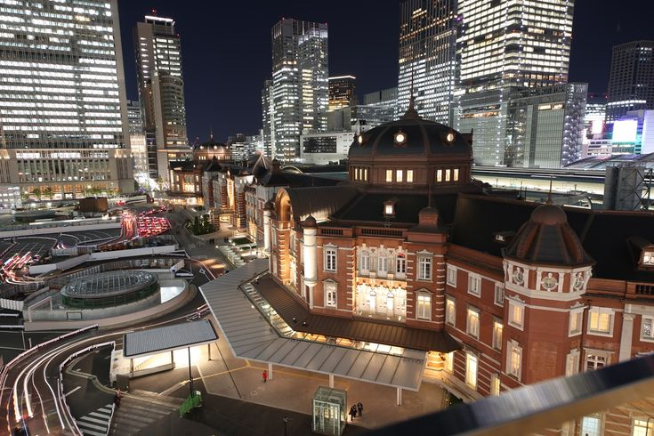 tokyo_station from kitte