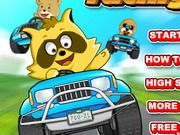 Raccoon Kart Racers Flash Game. Test your driving skills in this new racing competition among the best kart pilots. Play Fun Mario Kart Games Online.