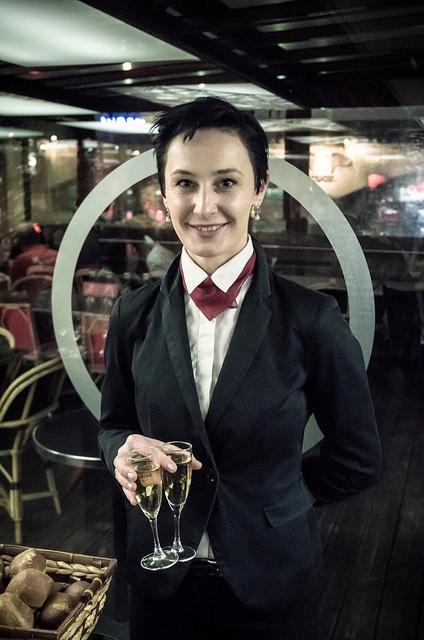 Voulez-vous une coupe de Champagne ?