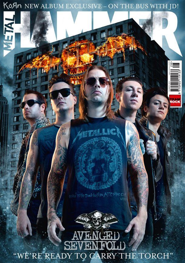 Avenged Sevenfold-City of Evil full album zip