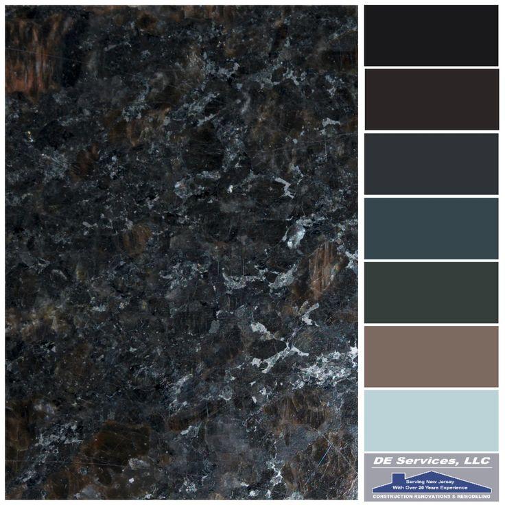 Tan Brown Granite De Color Palettes Pinterest Tan
