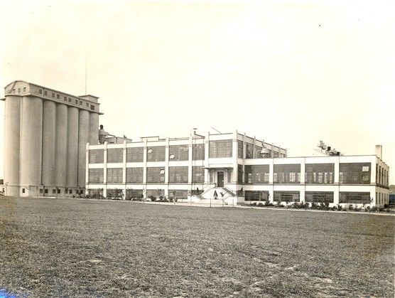 Shredded Wheat Factory, 1926