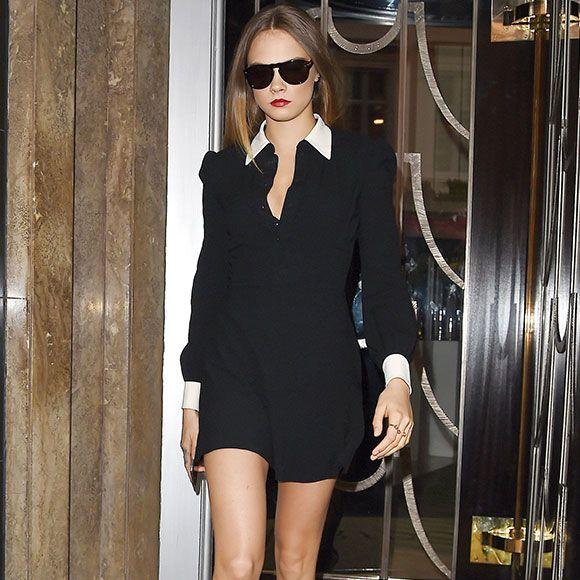 Cara Delevingne quitte son agence de mannequinat pour se concentrer sur le cinéma | HollywoodPQ.com