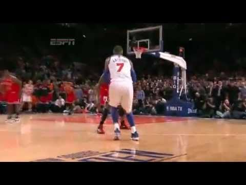 Chigago Bulls vs New York Knicks (carmelo antony 43 points and two buzzers ) - http://weheartnyknicks.com/ny-knicks-videos/chigago-bulls-vs-new-york-knicks-carmelo-antony-43-points-and-two-buzzers