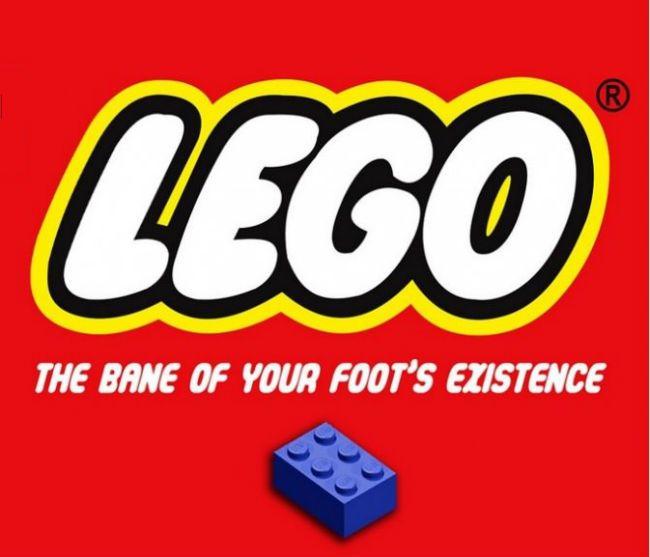 LEGO. Brutally Honest Brand Name Slogans – BoredBug