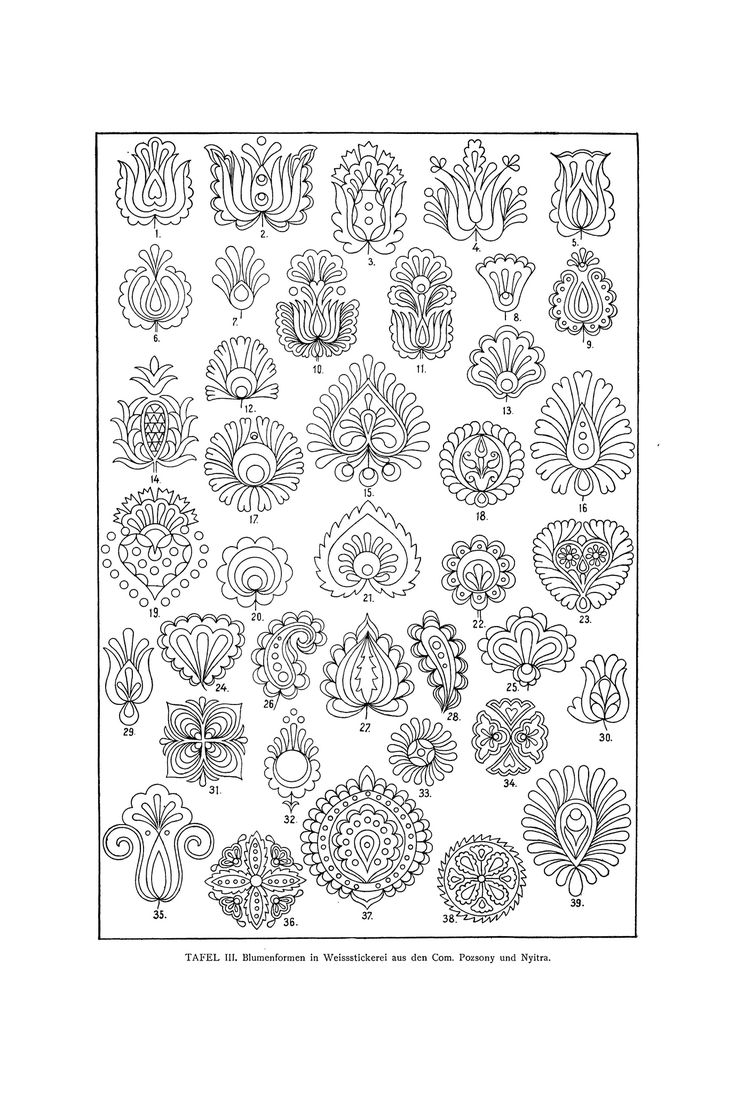 The tula pink coloring book - Magyarische Ornamentik Illustrations From Book Which Was Published In Leipzig Verlag Von Karl W Hiersemann Hungarian Ornamentation Absorbed A Lot Of