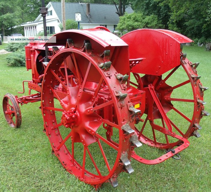 1937 tractors | 1937 Farmall F12 Wide Front Full Steel Vintage Tractor Complete With ...