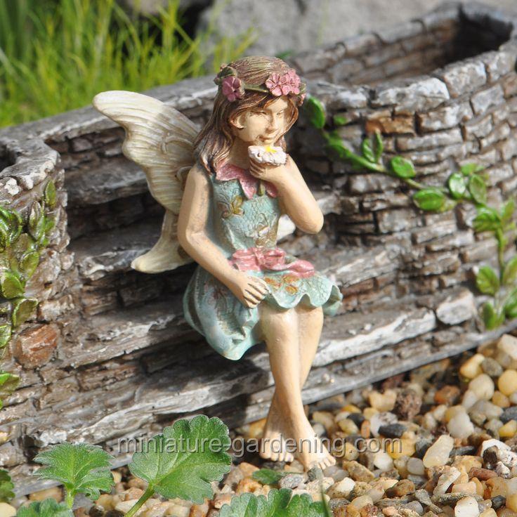 Fairy Jessa. Miniature FairiesMiniature Fairy GardensMini ...