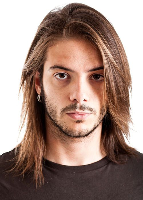 hair styles men long hair 25 cool hairstyles for stylin hair 3224 | b02024ea51dcb23f504fdf63e07abbf9 mens long hairstyles long blonde hairstyles