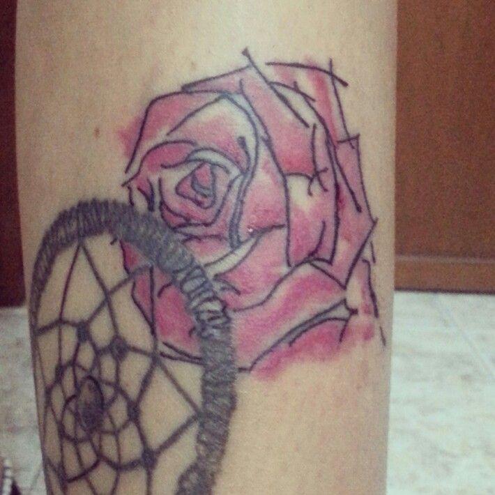 #rosa #watercolor