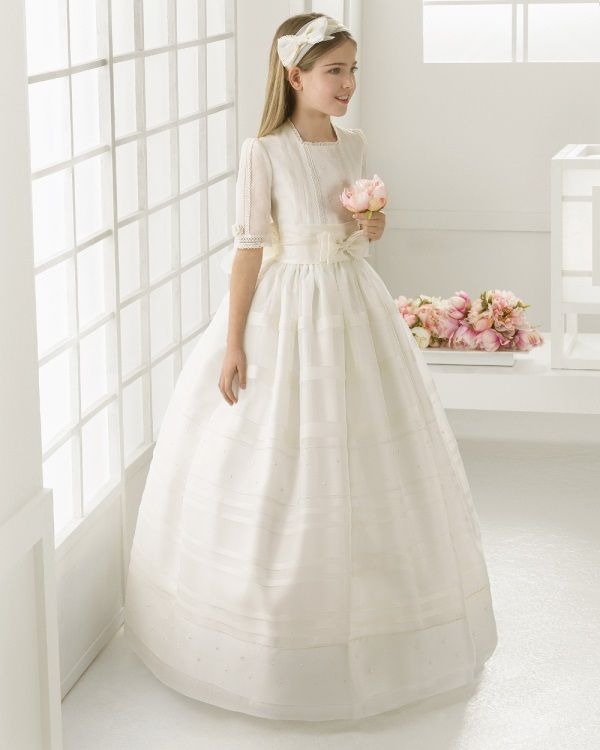 Designer first communion dresses 2016-2017 » B2B Fashion