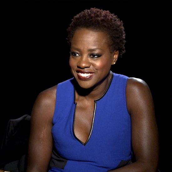 Viola Davis Bikini | Viola Davis Didn't Need to Push Up Her Breasts in Ender's Game
