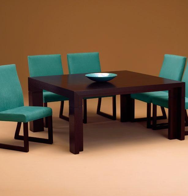 B02060c711df9867a2923772a3da20cf Modern Home Interior Design Square Dining Tables