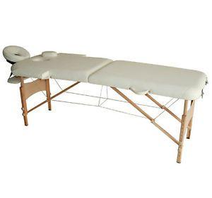 Table pliante très facile à installée, bon état je la loue sans le support tête (il y a un trou pour le nez dans la table)