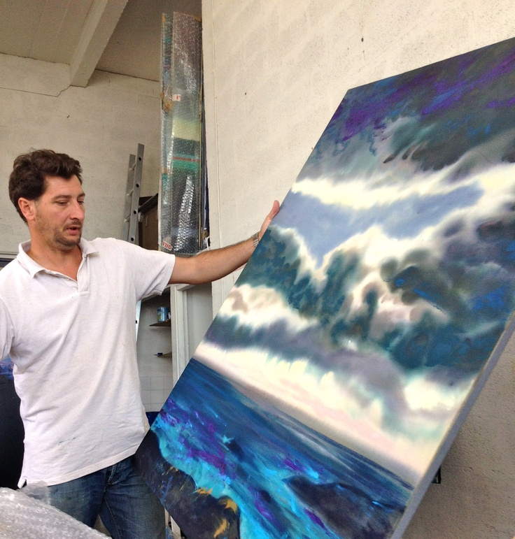 olivier masmonteil unpacks a work of art for city | art insider
