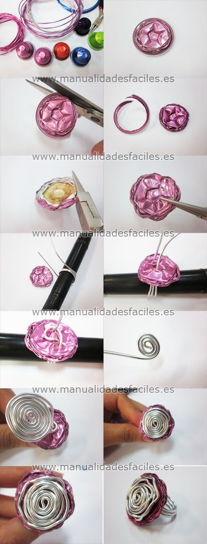 Imatges trobades pel Google de http://www.manualidadesfaciles.es/wp-content/uploads/2012/06/tuto-anillo-nespresso-alambre.jpg