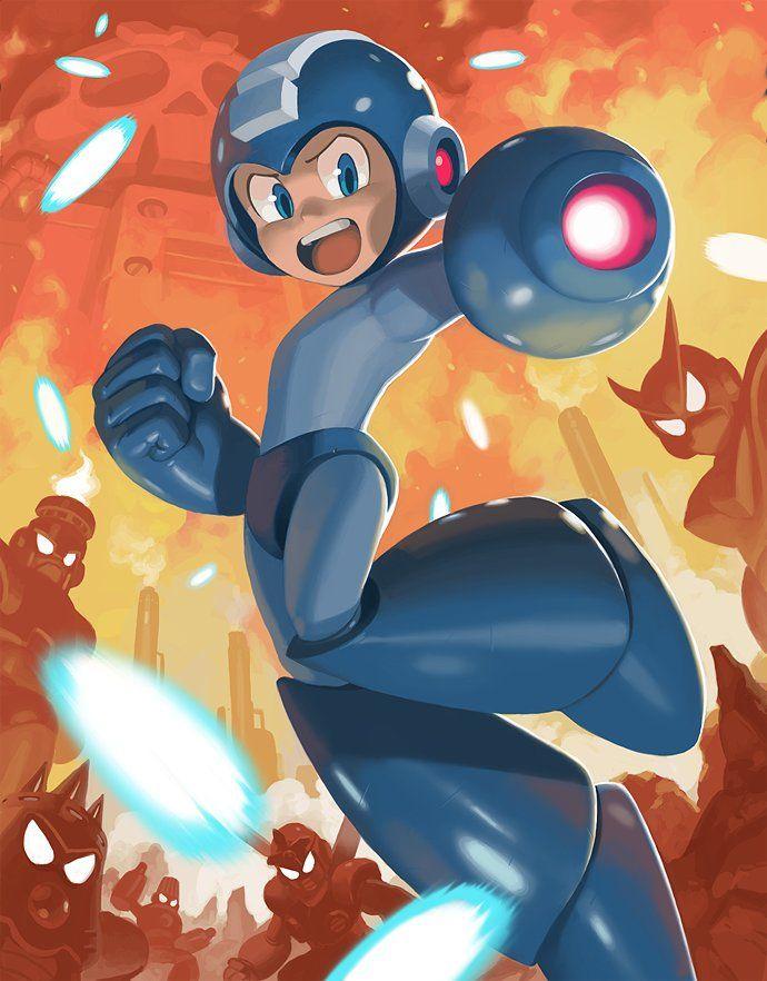 Mega Man (@MegaMan) | Twitter