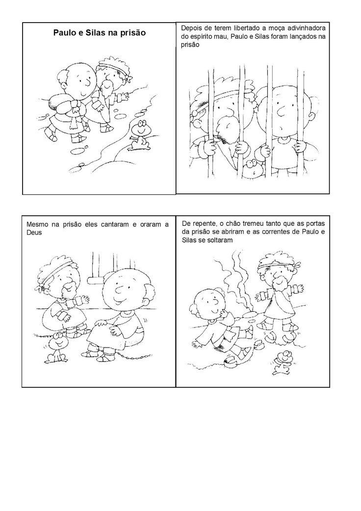 Atividade Qua Paulo E Silas Page 001 Jpg 1131 1600 Com Imagens