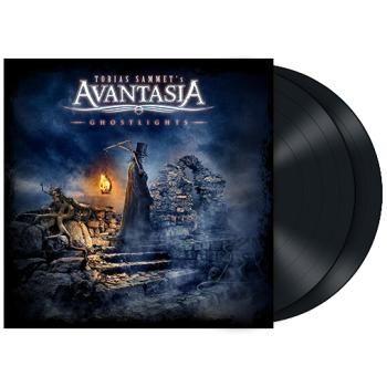 """L'album degli #Avantasia intitolato """"Ghostlights"""" su doppio vinile."""