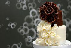 Ricetta Cioccolato Plastico Bianco&Nero <3