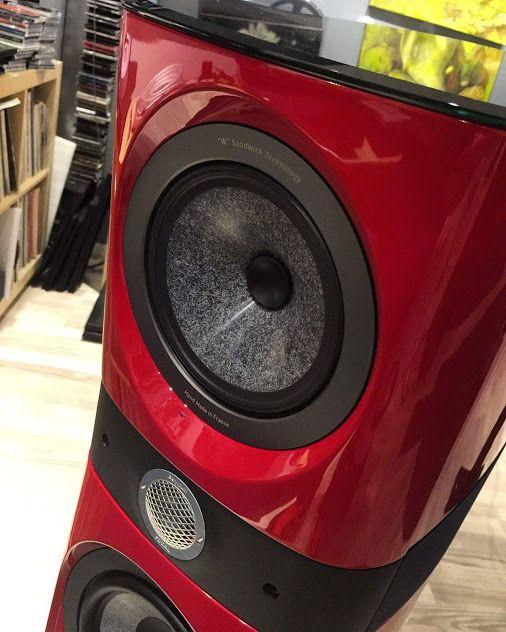 Focal Speaker