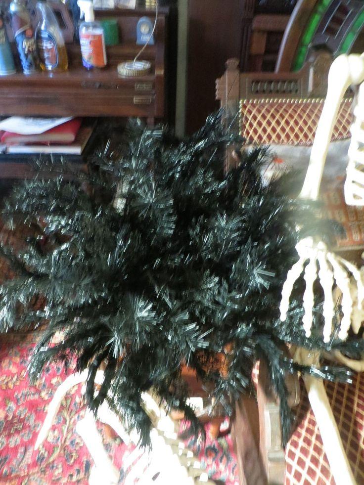 frontgate grandinroad halloween spooky urn filler brand new ebay - Frontgate Halloween