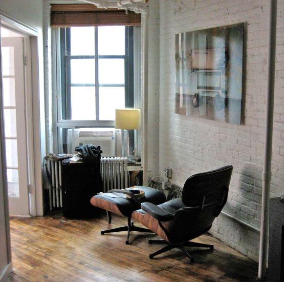Au calme avec Eames... - fauteuil Eams  - Design d'espace - Conception Paris Sweet Home Deco -