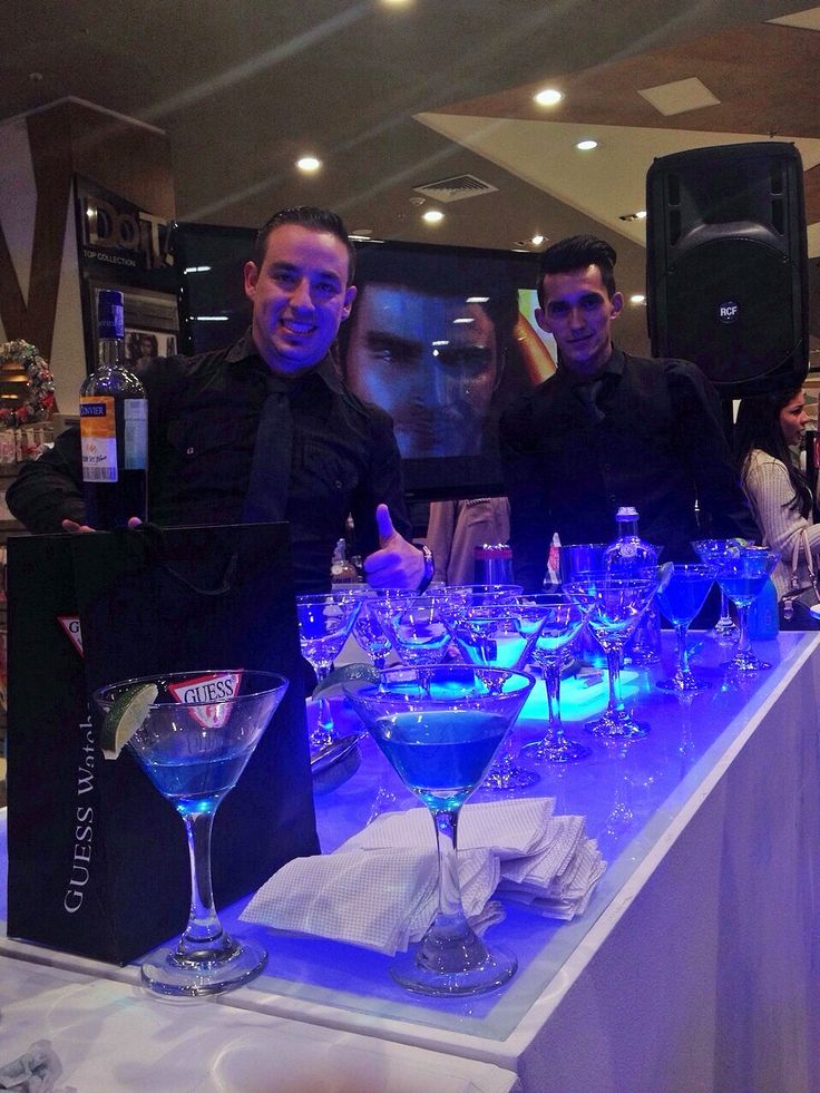 Cocktail Brand Event