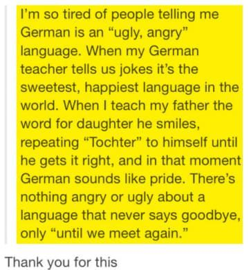 19 Beweise, dass Deutsch eine seltsame, aber auch grandiose Sprache ist – Brianna DeSantis