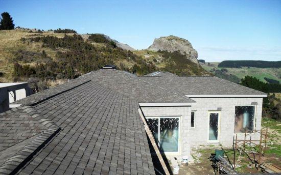Independence Georgetown Grey  CertainTeed Asphalt Shingles - Viking Roofspec