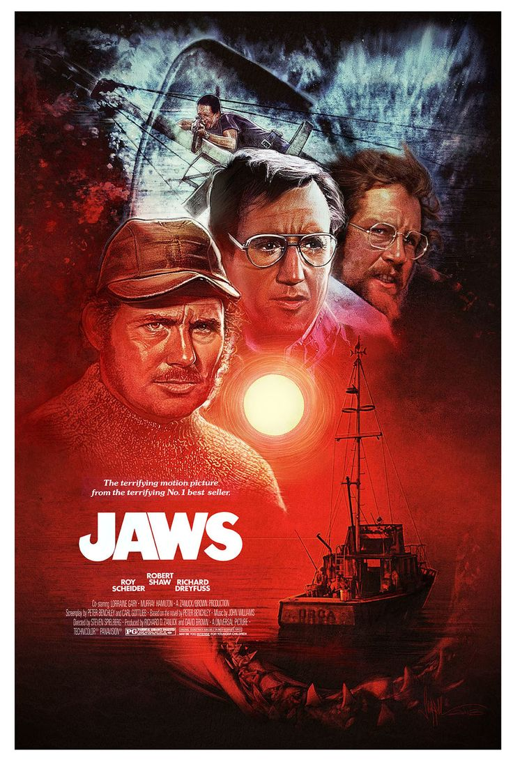 JAWS - One Sheet Style