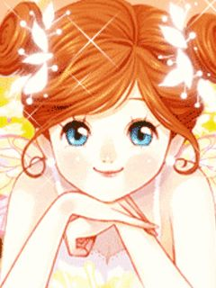 Girls as Cartoons | cell phone wallpapers free mobile wallpapers