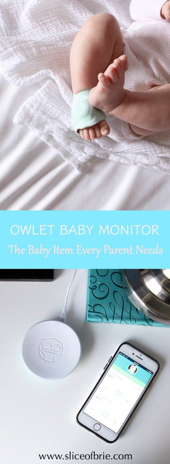 Owlet Baby Monitor Review - The Baby Item Every Parent Needs