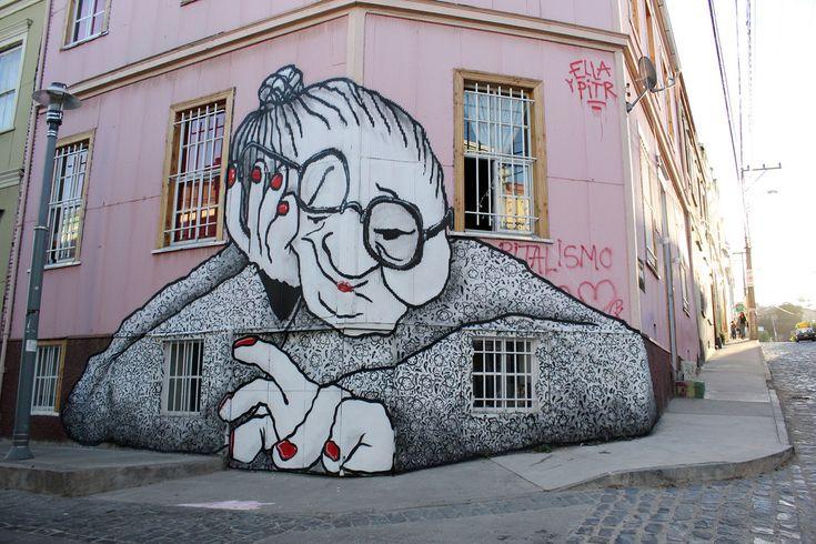 Une œuvre de street-art fait débat à Saint-Étienne