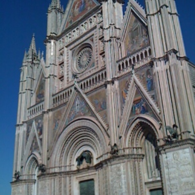 Orvieto, the Cathedral