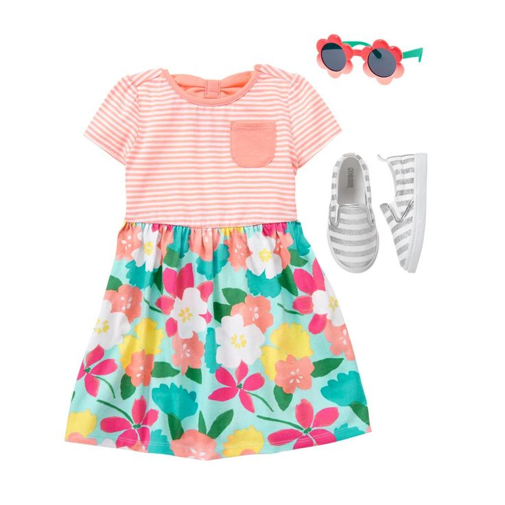 Toddler Girl's Garden Gal Outfit by Gymboree