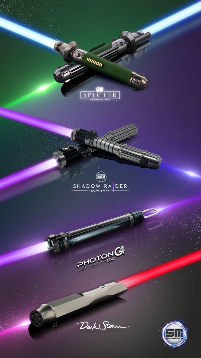 Sabermach S Premium Sabers In 2021 Lightsaber Star Wars Sabre
