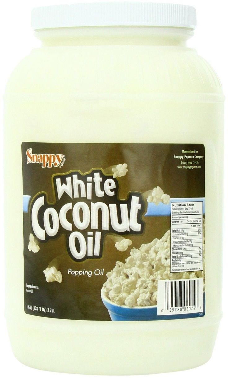 Ebay has 9lbs of Coconut Oil for $24! The reviews (found at amazon) say it has a lighter scent/flavor and it works great for beauty and cooking. http://www.amazon.com/Snappy-Popcorn-Gallon-White-Coconut/product-reviews/B00A2A88ZW/ref=dpx_acr_txt?showViewpoints=1 http://www.ebay.com/itm/141403367134