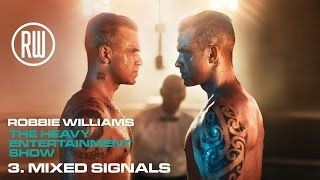 Robbie Williams | Mixed Signals | The Heavy Entertainment Show  Track 3 from The Heavy Entertainment Show the number one album out now: https://RobbieWilliams.lnk.to/hesdeluxeID Tickets for The Heavy Entertainment Show Tour are on sale now! https://RobbieWilliams.lnk.to/ticketsID ========== Mixed Signals lyrics: I tried your number at 9 but to no avail Tried again at 11 got sent straight to voicemail You said you needed a calm quiet night alone But that dont explain why youre not picking up…
