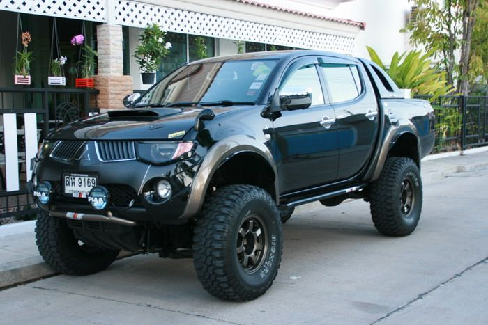 l200 lifted - Google Search