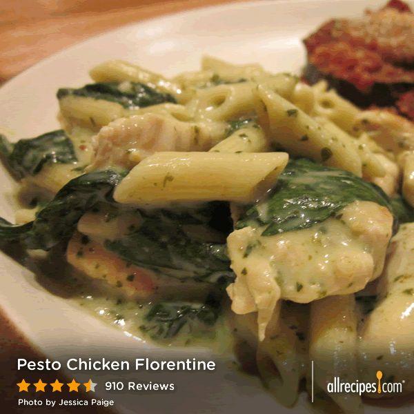 ... on Pinterest | Pesto chicken, Party chicken and Fried chicken breast