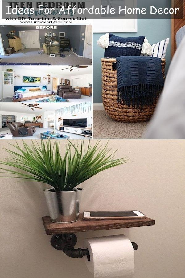 Easy Cheap Home Decor Ideas Budget Home Interior Design Simple Decoration Affordable Home Decor Home Decor Decor