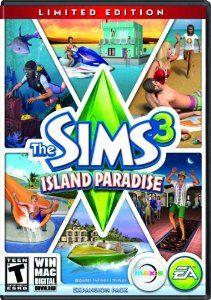 The Sims 3 Island Paradise - Standard...  Order at http://www.amazon.com/The-Sims-Island-Paradise-Standard/dp/B00BZCX3LA/ref=zg_bs_1294826011_1?tag=bestmacros-20